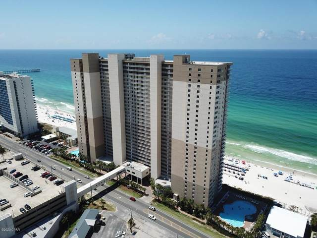 16819 Front Beach Road #200, Panama City Beach, FL 32413 (MLS #703106) :: EXIT Sands Realty