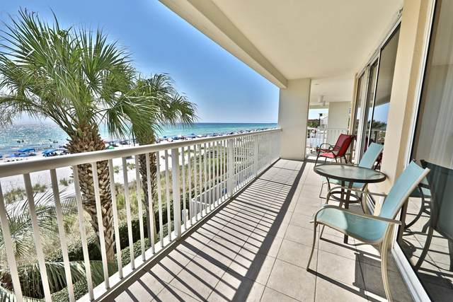 10901 Front Beach Road #202, Panama City Beach, FL 32407 (MLS #703139) :: Counts Real Estate Group, Inc.