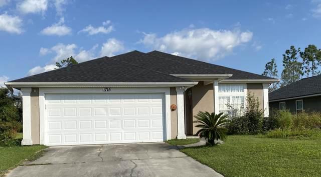 1715 Glencoe Drive, Lynn Haven, FL 32444 (MLS #703146) :: Keller Williams Realty Emerald Coast