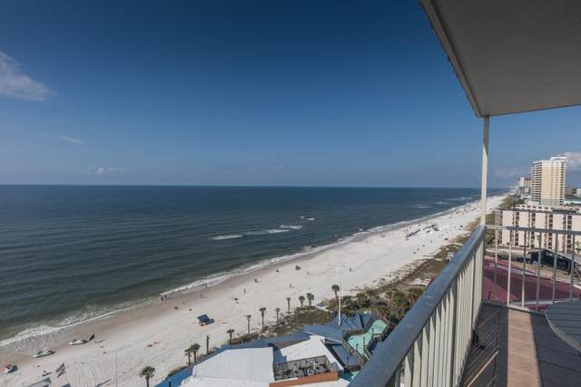8743 Thomas Drive #1401, Panama City Beach, FL 32408 (MLS #703189) :: Berkshire Hathaway HomeServices Beach Properties of Florida