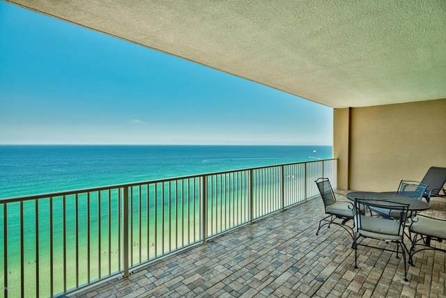 17643 Front Beach Road #1806, Panama City Beach, FL 32413 (MLS #703191) :: Counts Real Estate Group, Inc.