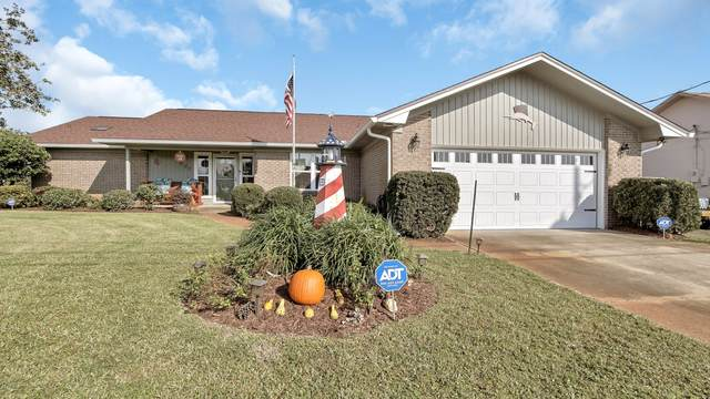1607 New Jersey Avenue, Lynn Haven, FL 32444 (MLS #703192) :: The Premier Property Group