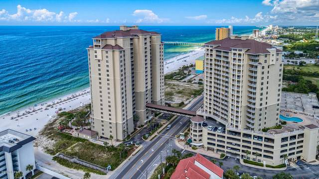 11800 Front Beach Road 2-802, Panama City Beach, FL 32407 (MLS #703194) :: Counts Real Estate Group, Inc.
