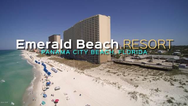 14701 Front Beach Road #735, Panama City Beach, FL 32413 (MLS #703237) :: The Premier Property Group