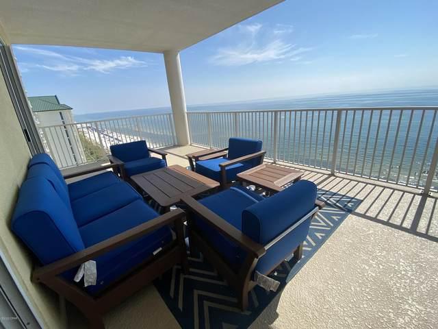 10611 Front Beach Road #1401, Panama City Beach, FL 32407 (MLS #703239) :: The Ryan Group