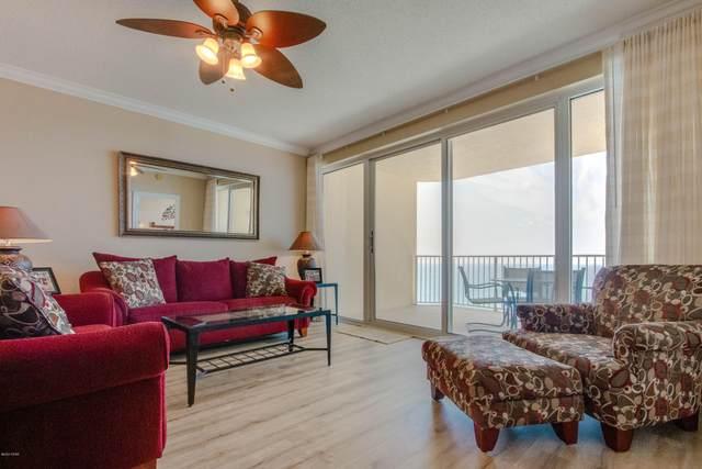 9450 S Thomas Drive 1911A, Panama City Beach, FL 32408 (MLS #703303) :: Berkshire Hathaway HomeServices Beach Properties of Florida