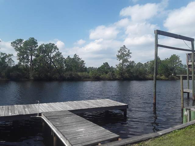 9717 S Burnt Mill Creek Rd S Road, Panama City, FL 32409 (MLS #703325) :: Counts Real Estate Group, Inc.