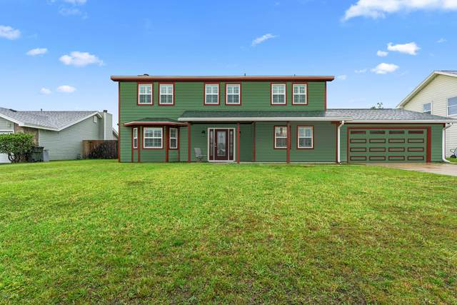 1518 Santa Anita Drive, Lynn Haven, FL 32444 (MLS #703327) :: The Premier Property Group