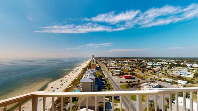 16819 Front Beach Road #1500, Panama City Beach, FL 32413 (MLS #703333) :: The Ryan Group