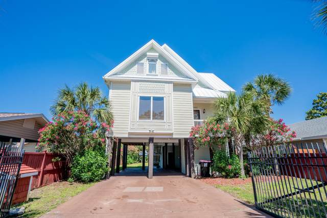 3910 Wasp Street Street, Panama City Beach, FL 32408 (MLS #703349) :: Berkshire Hathaway HomeServices Beach Properties of Florida