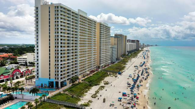 10901 Front Beach Road #1410, Panama City Beach, FL 32407 (MLS #703370) :: Beachside Luxury Realty
