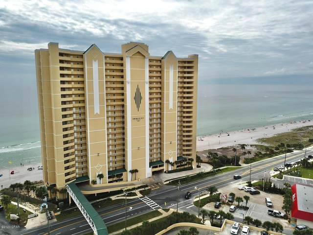 17545 Front Beach Road #504, Panama City Beach, FL 32413 (MLS #703424) :: EXIT Sands Realty