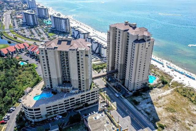 11807 Front Beach Road #2006, Panama City Beach, FL 32407 (MLS #703444) :: Counts Real Estate Group, Inc.