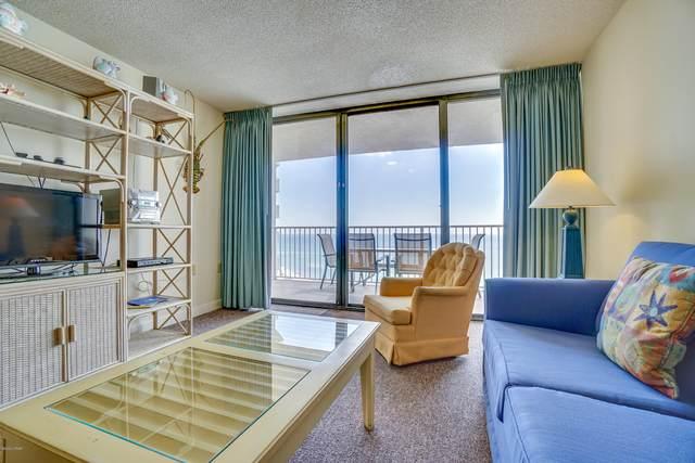 7205 Thomas Drive E1802, Panama City Beach, FL 32408 (MLS #703542) :: EXIT Sands Realty