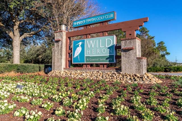 1216 W Water Oak Bend, Panama City Beach, FL 32413 (MLS #703561) :: Berkshire Hathaway HomeServices Beach Properties of Florida