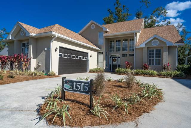 1515 Country Club Drive, Lynn Haven, FL 32444 (MLS #703574) :: Berkshire Hathaway HomeServices Beach Properties of Florida