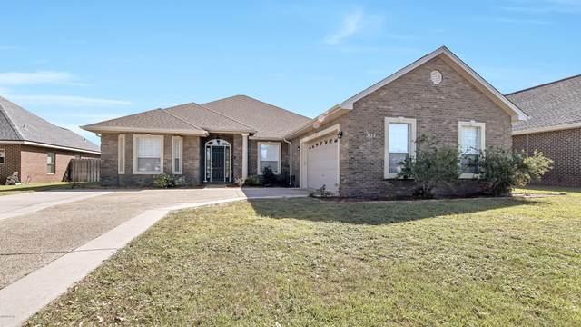 307 Willow Way, Lynn Haven, FL 32444 (MLS #703575) :: Berkshire Hathaway HomeServices Beach Properties of Florida