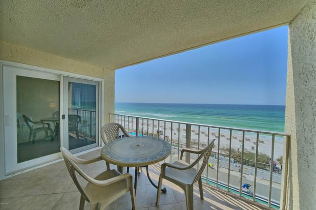 5801 Thomas #509, Panama City Beach, FL 32408 (MLS #703641) :: Vacasa Real Estate