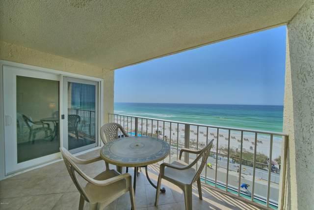 5801 Thomas #509, Panama City Beach, FL 32408 (MLS #703641) :: Berkshire Hathaway HomeServices Beach Properties of Florida