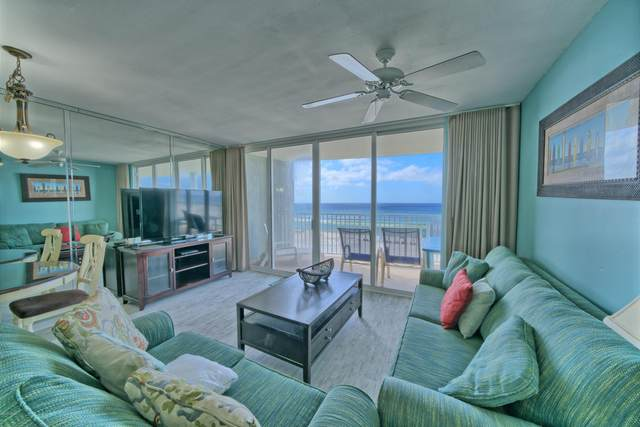 10509 Front Beach Road #302, Panama City Beach, FL 32407 (MLS #703643) :: Scenic Sotheby's International Realty