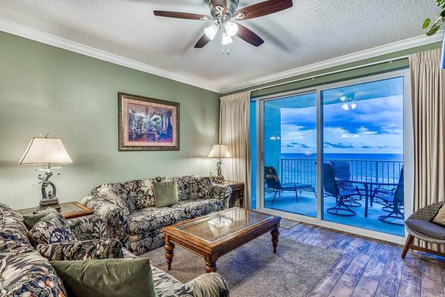 9450 S Thomas Drive 1108BB, Panama City Beach, FL 32408 (MLS #703676) :: Berkshire Hathaway HomeServices Beach Properties of Florida