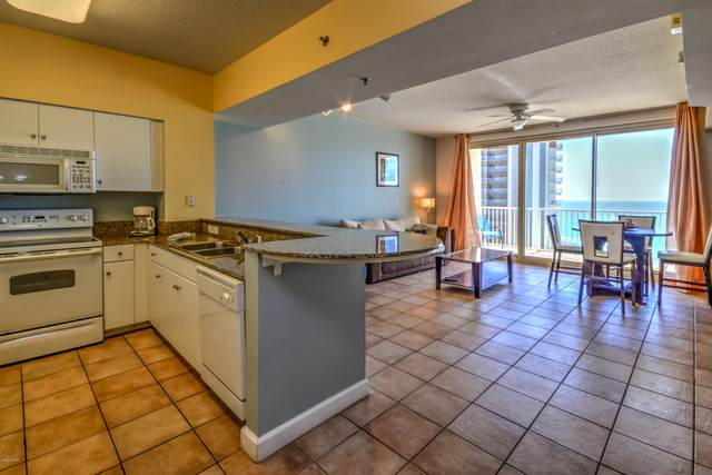 9900 S Thomas 2312 Drive #2312, Panama City Beach, FL 32408 (MLS #703706) :: Berkshire Hathaway HomeServices Beach Properties of Florida