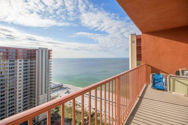 9900 S Thomas Drive #2109, Panama City Beach, FL 32408 (MLS #703750) :: Keller Williams Realty Emerald Coast