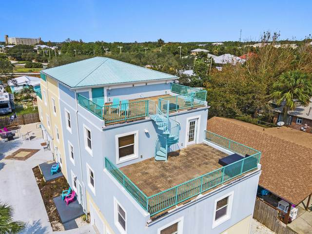 506 Anemone Street, Panama City Beach, FL 32413 (MLS #703762) :: Keller Williams Realty Emerald Coast