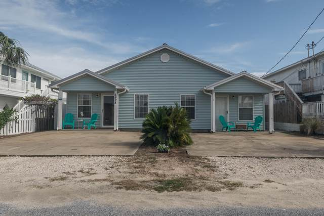 5928 Beach Drive, Panama City Beach, FL 32408 (MLS #703787) :: Scenic Sotheby's International Realty