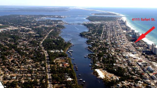 4111 Safari Street, Panama City Beach, FL 32408 (MLS #703822) :: Team Jadofsky of Keller Williams Realty Emerald Coast