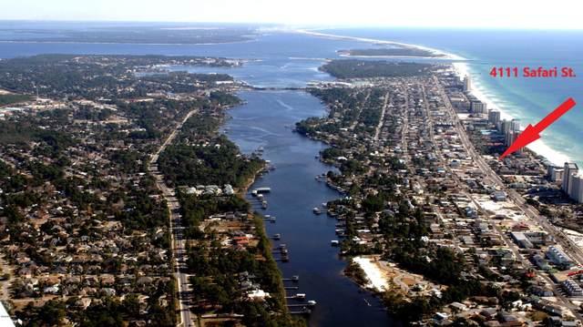 4111 Safari Street, Panama City Beach, FL 32408 (MLS #703823) :: Team Jadofsky of Keller Williams Realty Emerald Coast