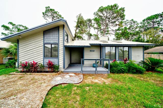 2327 Oakwood Street, Panama City Beach, FL 32408 (MLS #703846) :: Team Jadofsky of Keller Williams Realty Emerald Coast