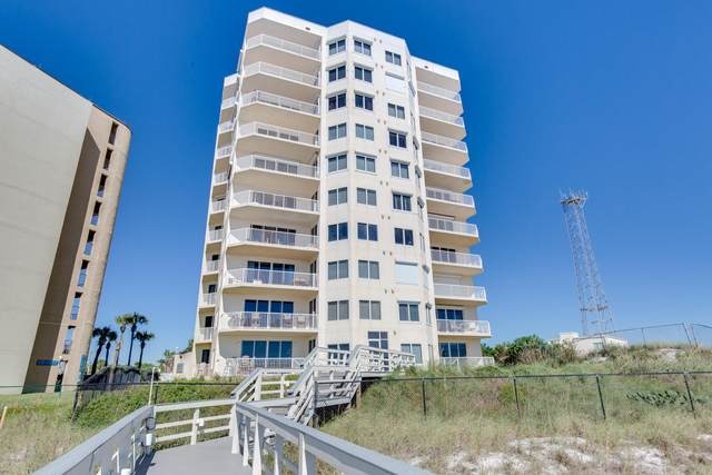 4421 Thomas Drive #102, Panama City Beach, FL 32408 (MLS #703871) :: Scenic Sotheby's International Realty