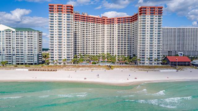 9900 S Thomas #1907, Panama City Beach, FL 32408 (MLS #703873) :: Corcoran Reverie