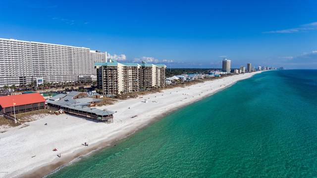 9850 S Thomas Drive 1201W, Panama City Beach, FL 32408 (MLS #703964) :: Corcoran Reverie