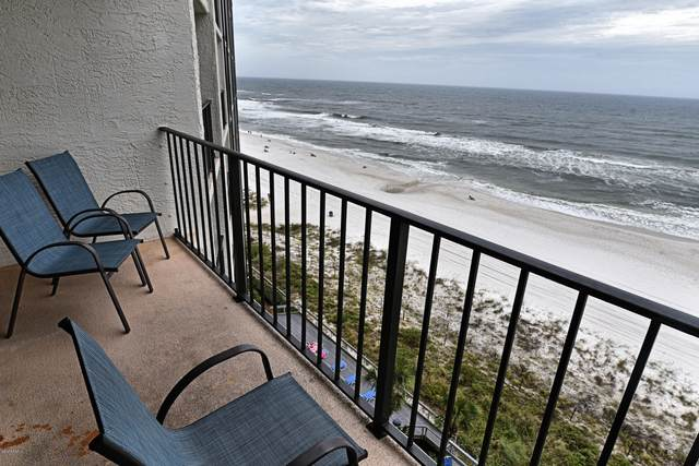 11347 Front Beach Road #806, Panama City Beach, FL 32407 (MLS #703996) :: Counts Real Estate Group
