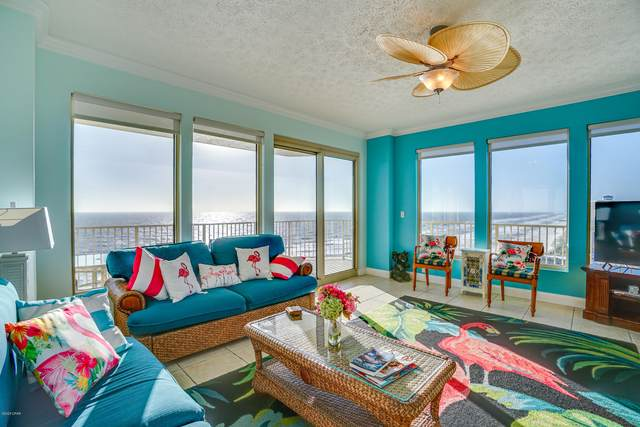 8715 Surf Drive #1707, Panama City Beach, FL 32408 (MLS #704011) :: Counts Real Estate Group, Inc.