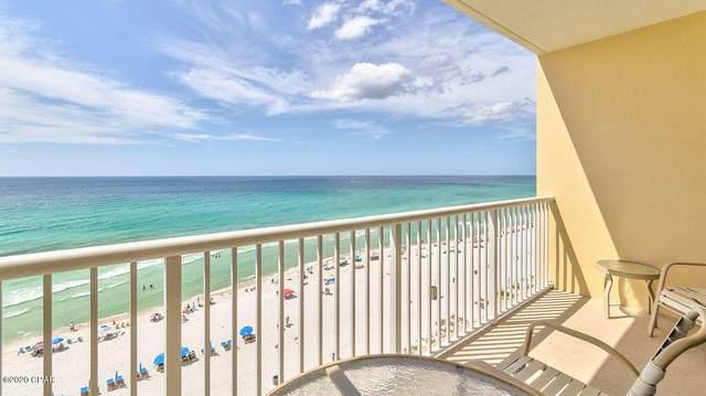 10901 Front Beach Road #806, Panama City Beach, FL 32407 (MLS #704229) :: The Ryan Group