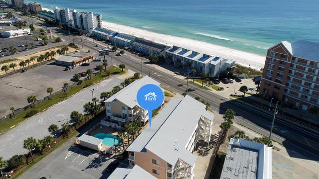 17214 Front Beach B18, Panama City Beach, FL 32413 (MLS #704240) :: Counts Real Estate Group