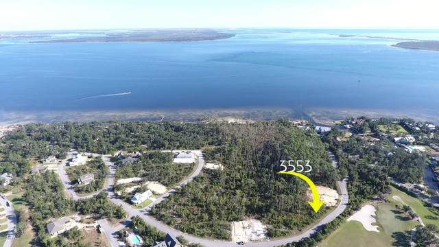 3553 Sanctuary Drive, Panama City Beach, FL 32408 (MLS #704279) :: Counts Real Estate on 30A