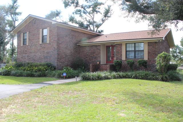 4403 Bluewater Drive, Panama City, FL 32404 (MLS #704331) :: Team Jadofsky of Keller Williams Realty Emerald Coast