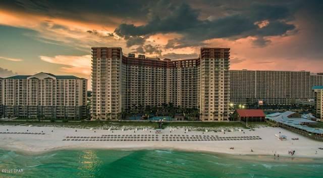 9900 S Thomas Drive #719, Panama City Beach, FL 32408 (MLS #704344) :: Team Jadofsky of Keller Williams Realty Emerald Coast