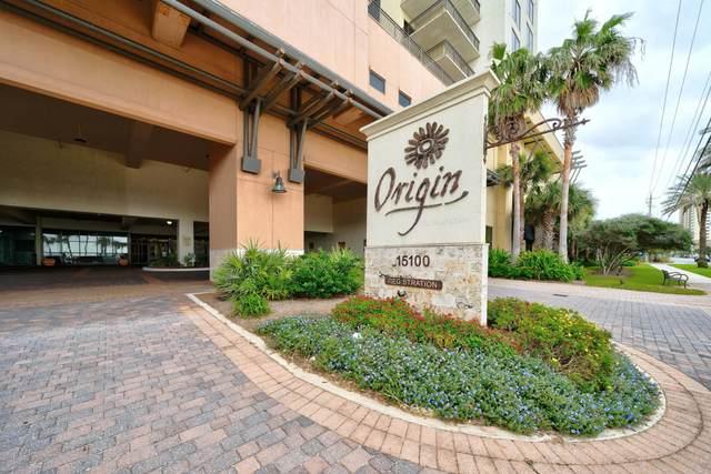 15100 Front Beach #908, Panama City Beach, FL 32413 (MLS #704356) :: Scenic Sotheby's International Realty