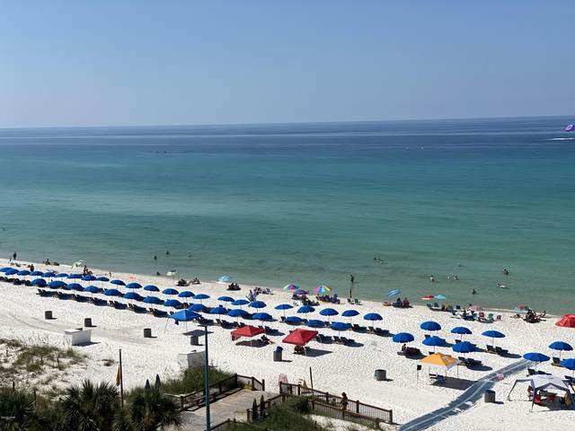 8743 Thomas  Dr. #201, Panama City Beach, FL 32408 (MLS #704357) :: Scenic Sotheby's International Realty