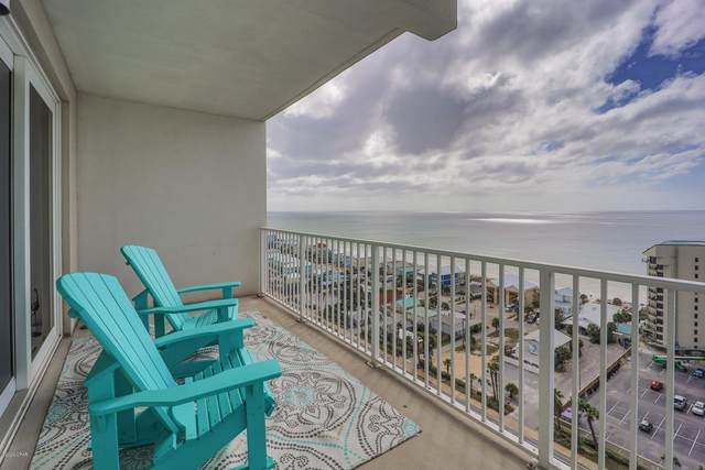 9860 S Thomas Drive #1509, Panama City Beach, FL 32408 (MLS #704387) :: The Ryan Group