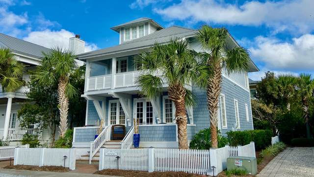 122 Seahill Avenue, Panama City Beach, FL 32413 (MLS #704413) :: Counts Real Estate Group