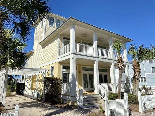 417 Lakefront Drive, Panama City Beach, FL 32413 (MLS #704428) :: Counts Real Estate Group
