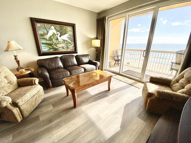 15817 Front Beach #508, Panama City Beach, FL 32413 (MLS #704442) :: The Ryan Group
