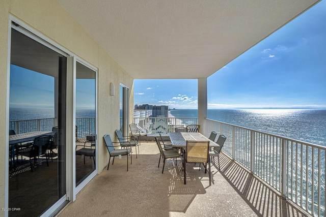 10611 Front Beach Road #2201, Panama City Beach, FL 32407 (MLS #704533) :: Counts Real Estate Group, Inc.