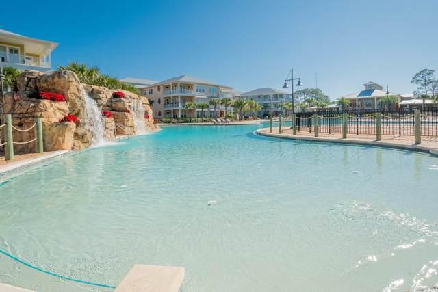 8700 Front Beach Road #2108, Panama City Beach, FL 32407 (MLS #704545) :: Team Jadofsky of Keller Williams Realty Emerald Coast